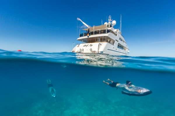 Seabob Off Aft Deck