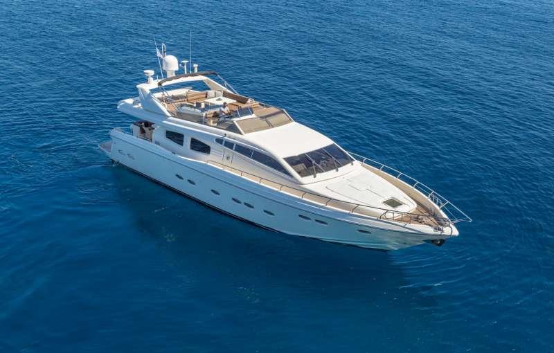 Yacht AMORAKI