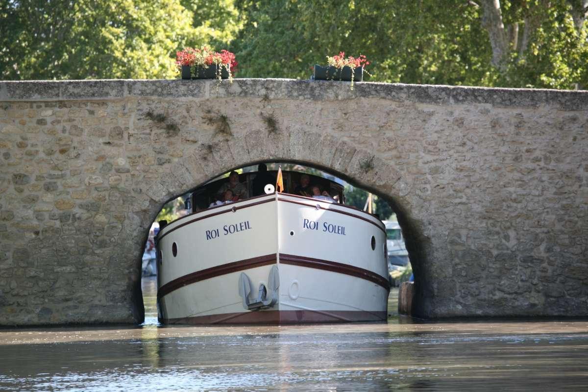 Capestang bridge