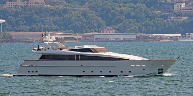 Motor Yacht Sea Wish