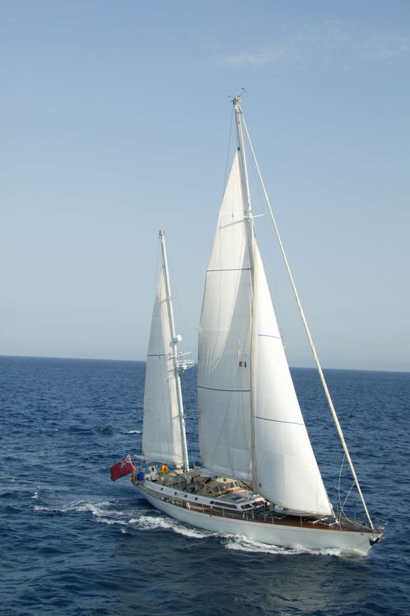 Yacht Volador