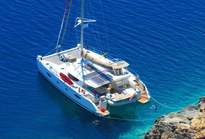 Yacht MY CHERIE AMOUR