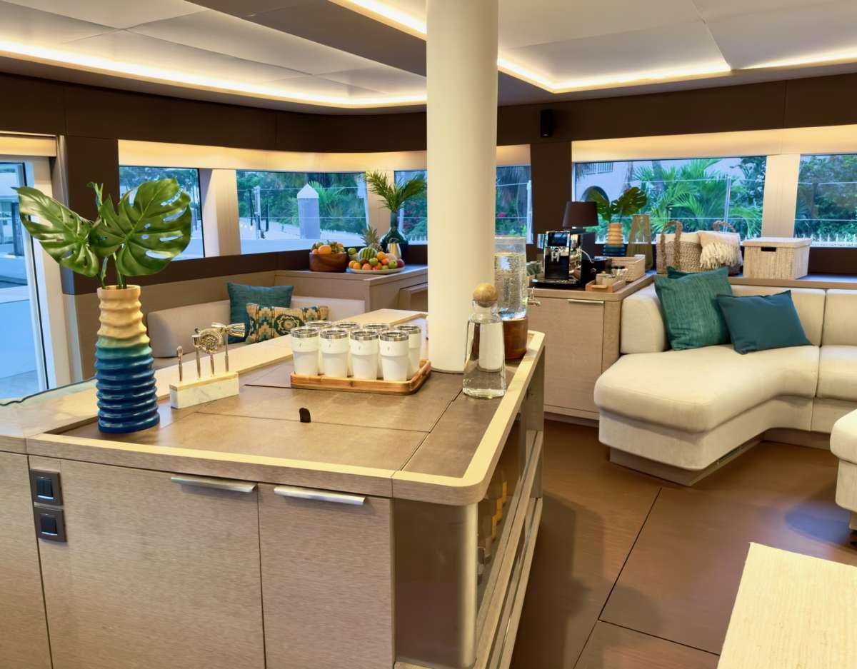 Popular snorkel destination - The Indians