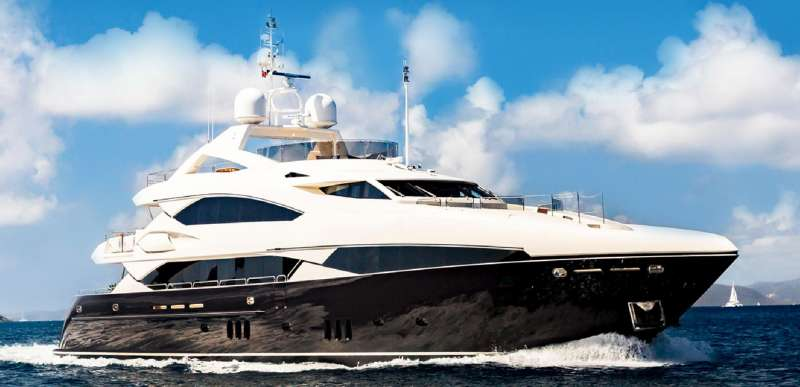 Motor Yacht The Devocean