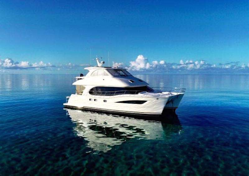 CAT CAY yacht main image