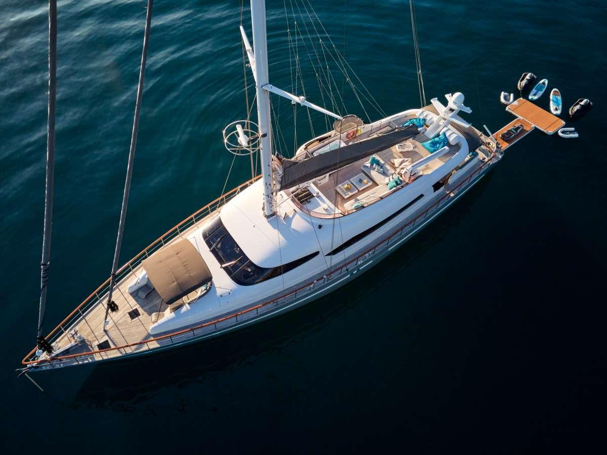Sailing Yacht San LiMi