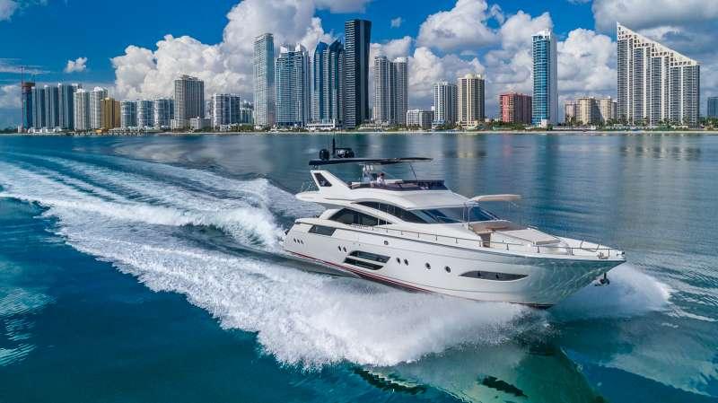 Golden 3 Luxury Yacht