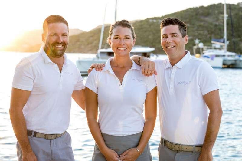 SEA WINGS II Crew