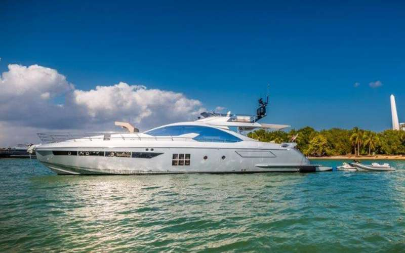 Carpe Diem Luxury Yacht