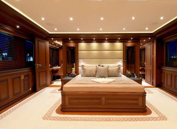 Master Stateroom, Main Deck