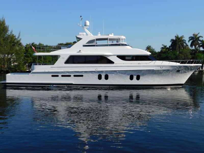 JUS CHILL'N yacht main image