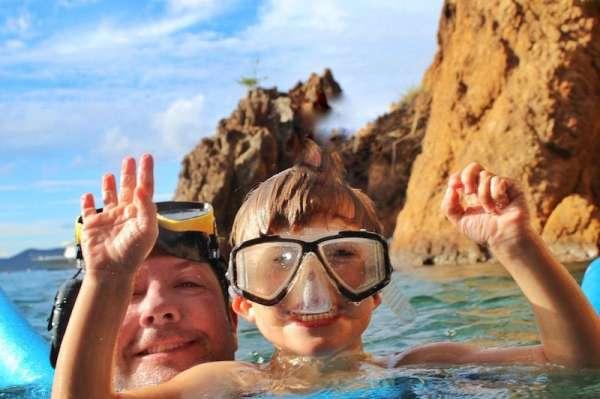 Look at Me! - Snorkeling