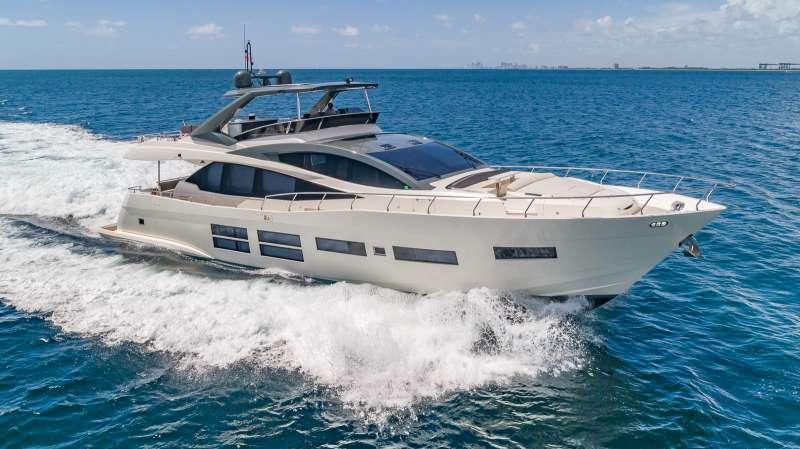 Seaduction Luxury Yacht