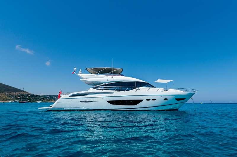 Yacht NELENA