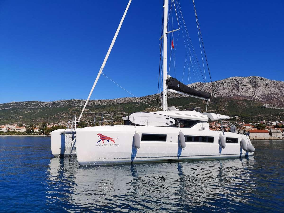Adriatic Leopard (lagoon 50)