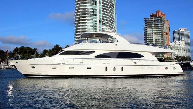 The Program Luxury Yacht