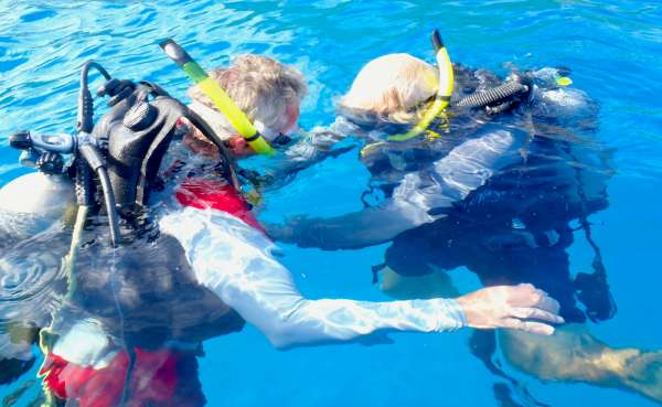 What they do best - Scuba Instruction