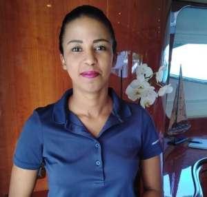 Aggeliki Tsavidi Assistant Stewardess