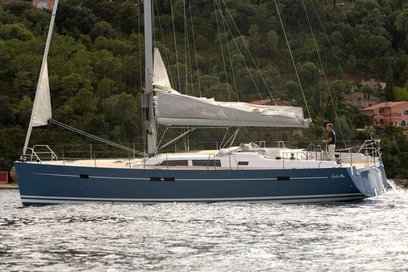Yacht Giove