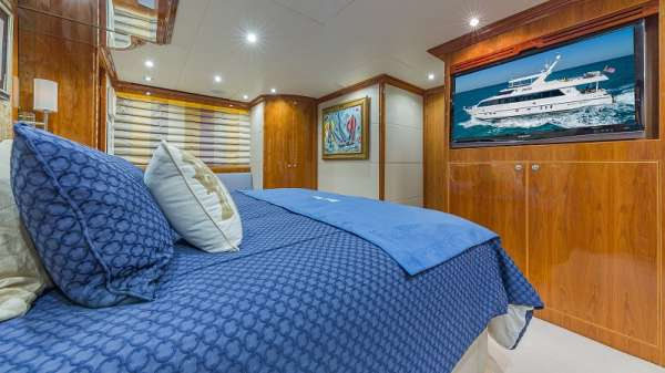 VIP King Stateroom