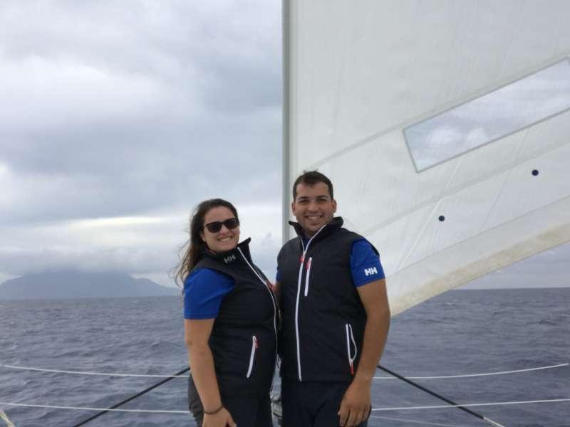 Sunshine Of The Sea Crew