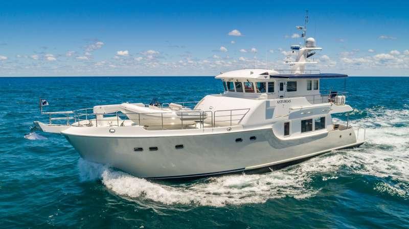 Yacht ASTURIAS