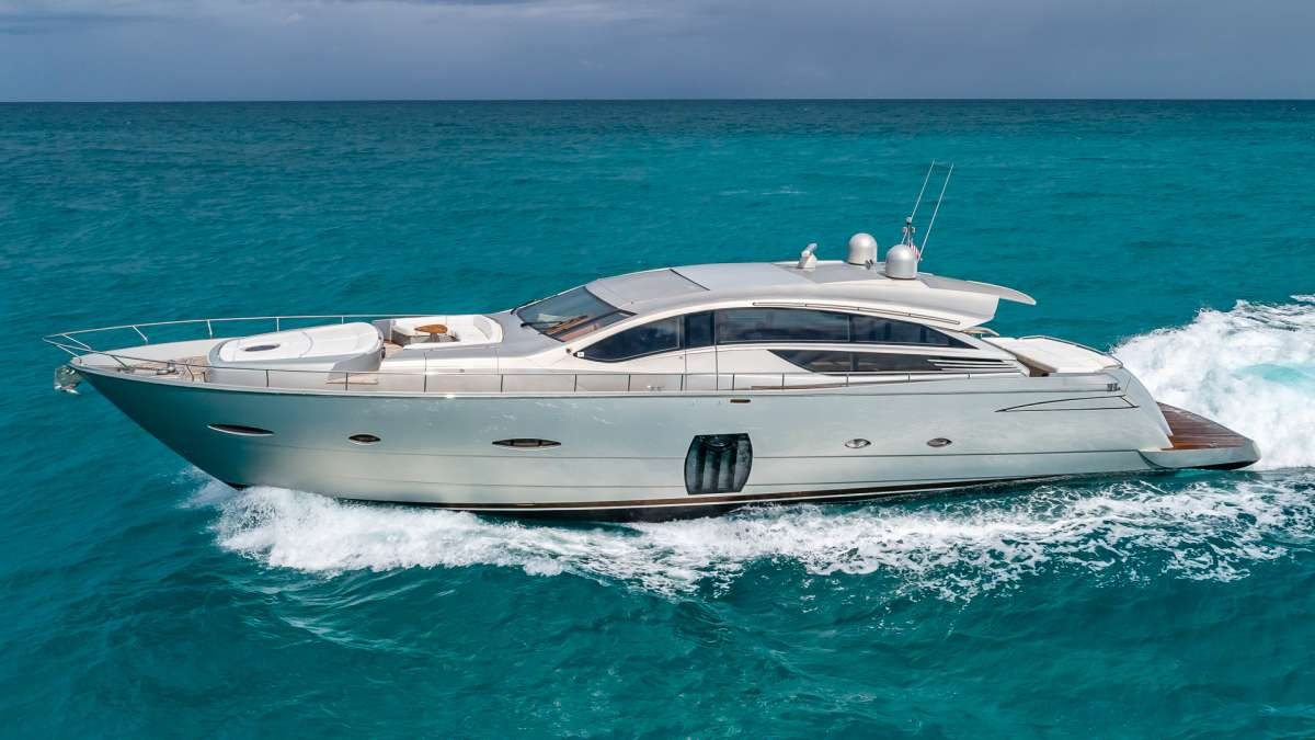Julie Luxury Yacht