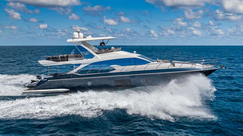 Mon Chateau Luxury Yacht