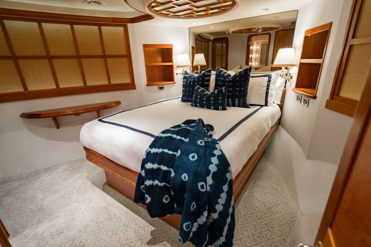 VIP Queen guest stateroom