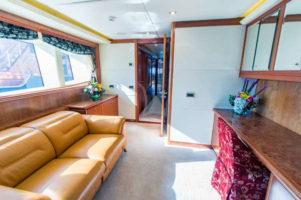 VIP suite seating
