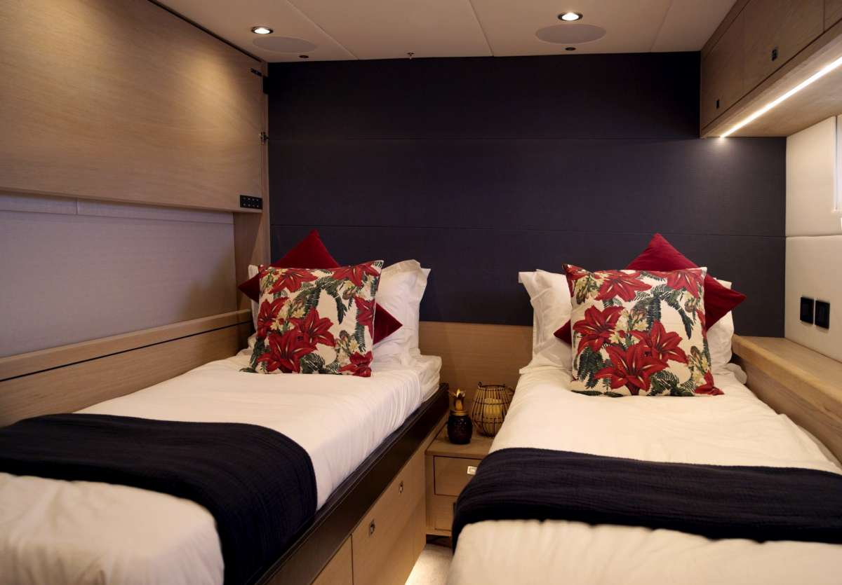 CH - Aft Guest Cabin 2