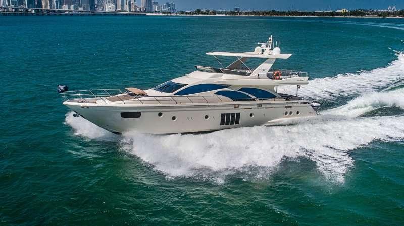 Own The Night Luxury Yacht