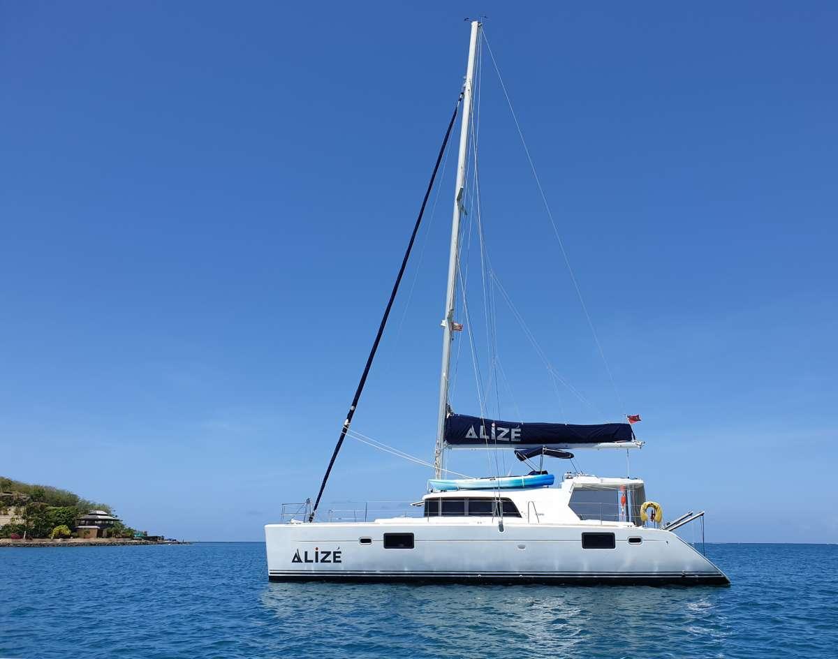 ALIZÉ yacht main image