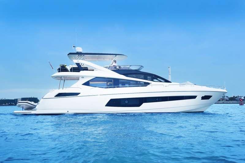 Sun Toy Luxury Yacht