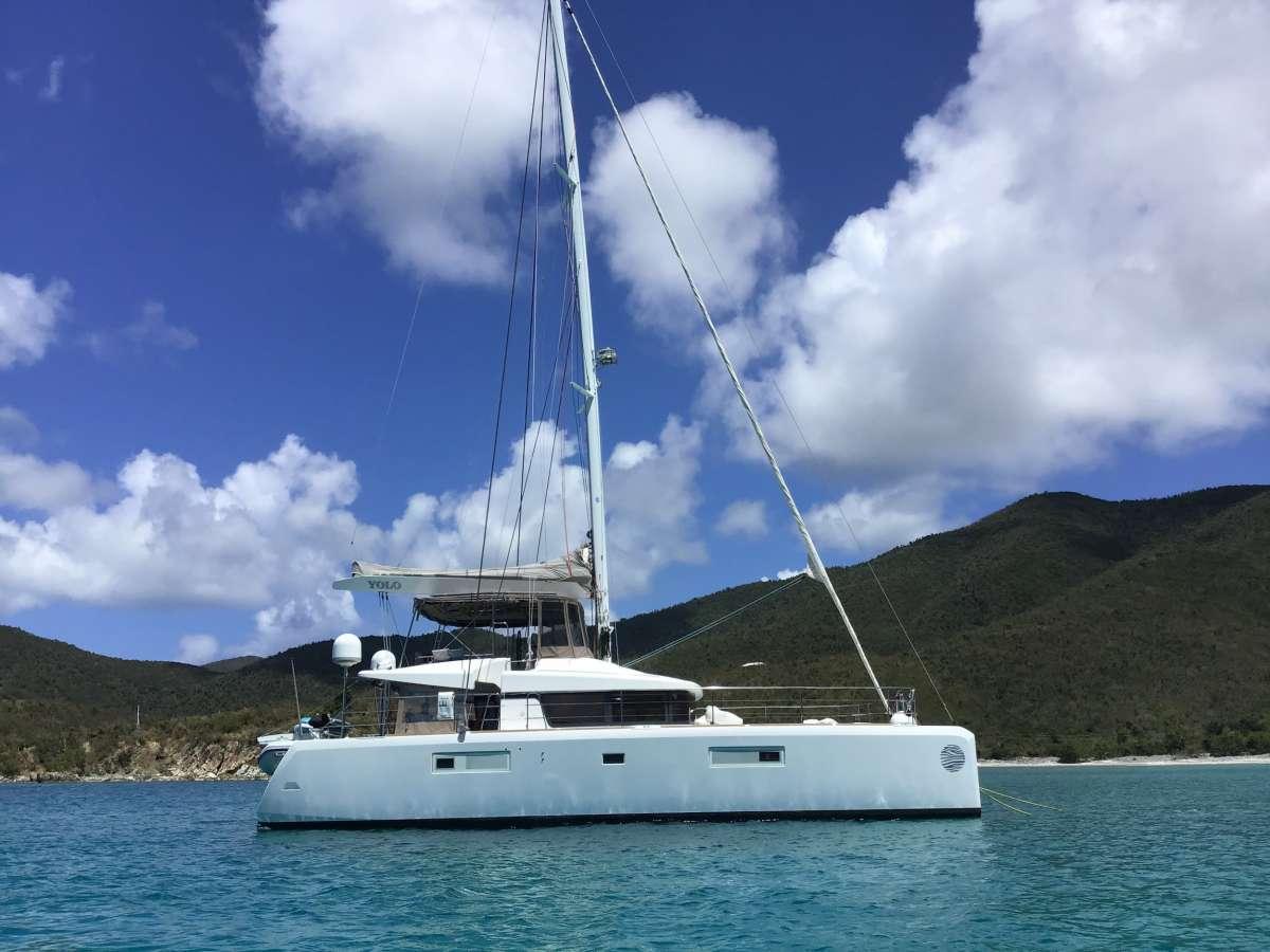 YOLO II yacht image # 7