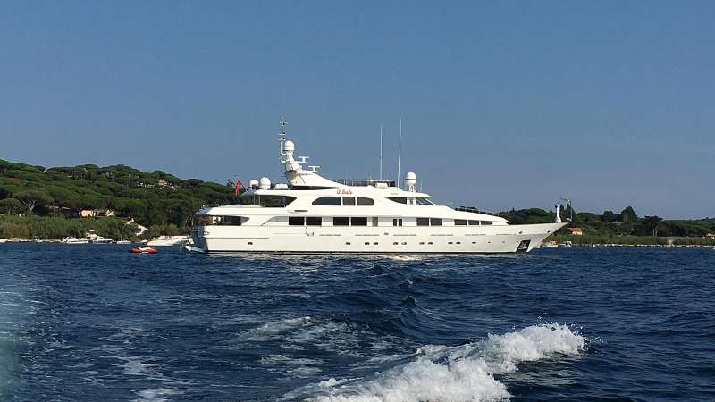 Yacht Il Sole