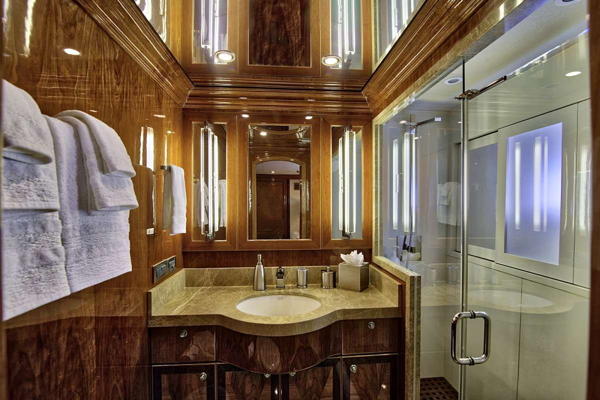 Guest Stateroom Ensuite