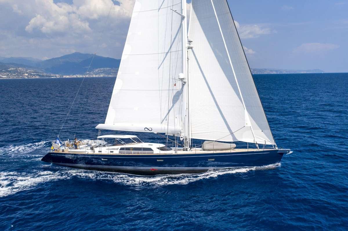 Yacht LADY 8