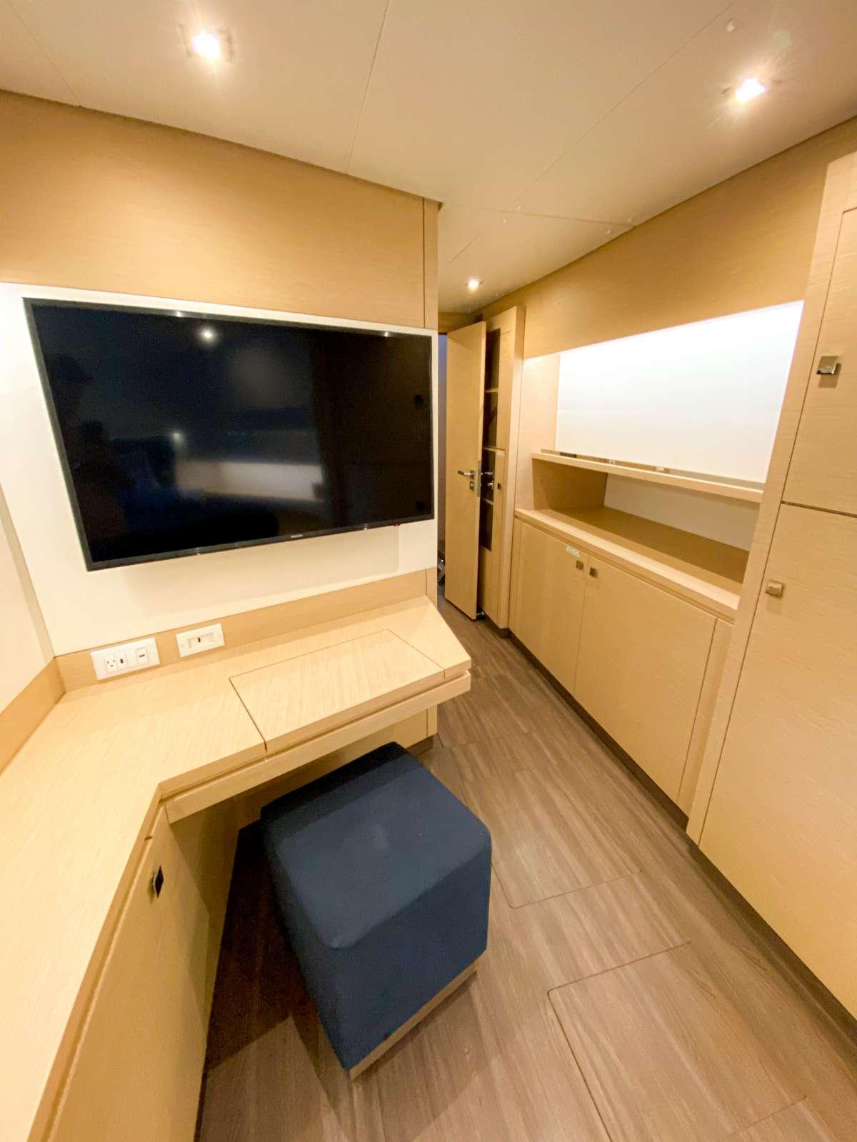 Maser cabin suite