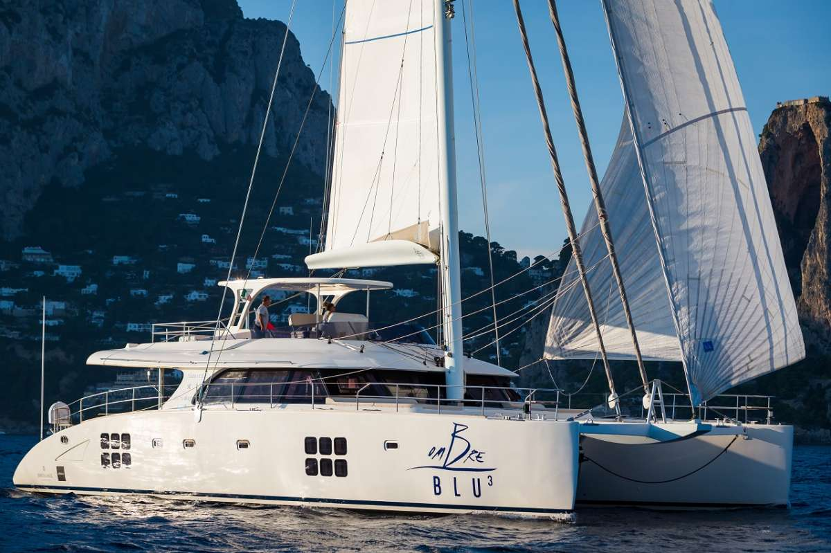 OMBRE BLU³ offers luxurious holidays for discerning guests and passionate sailors. A truly clas