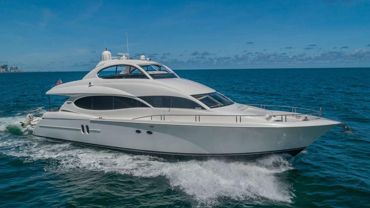 Finally Luxury Yacht