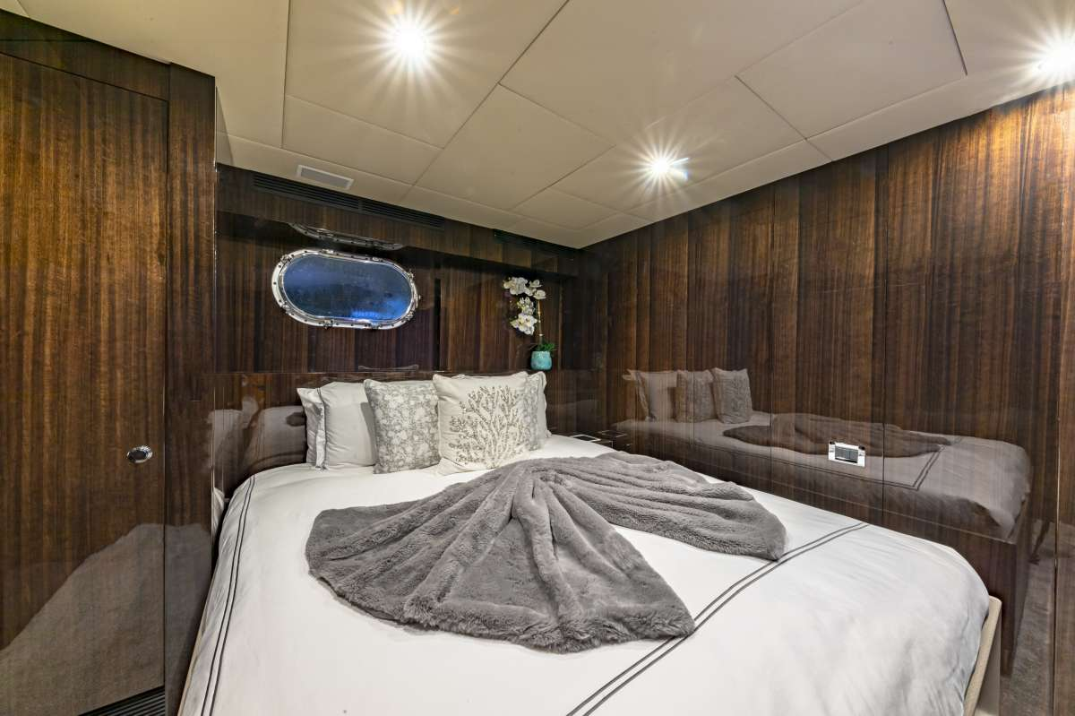Twin Stateroom #2 (Converted)