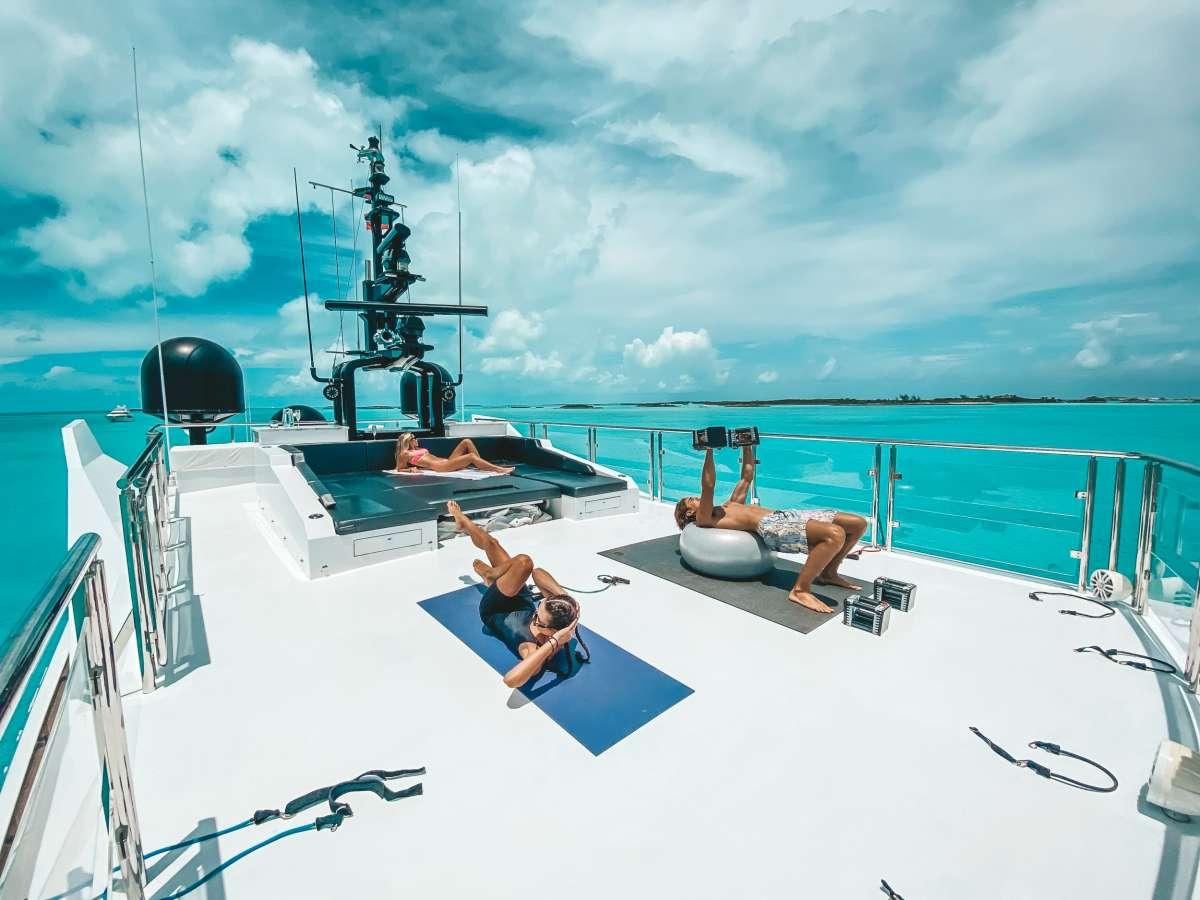 Sun Deck Workout