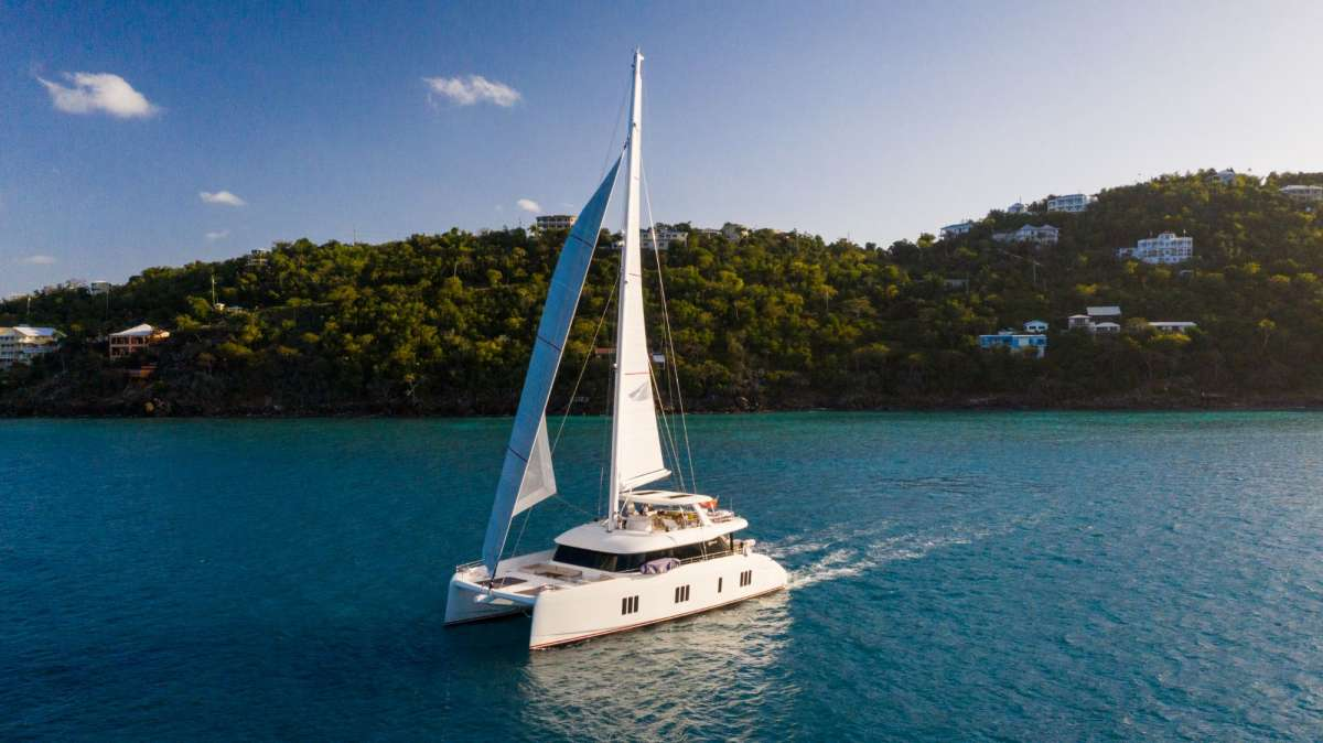 Yacht BUNDALONG