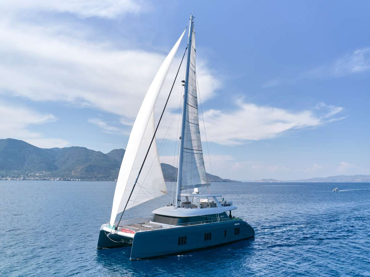 Sistership PLEASE NOTE: THE YACHT IS CURRENTLY UNDER CONSTRUCTION - SHE WILL BE AVAILABLE FROM APRIL