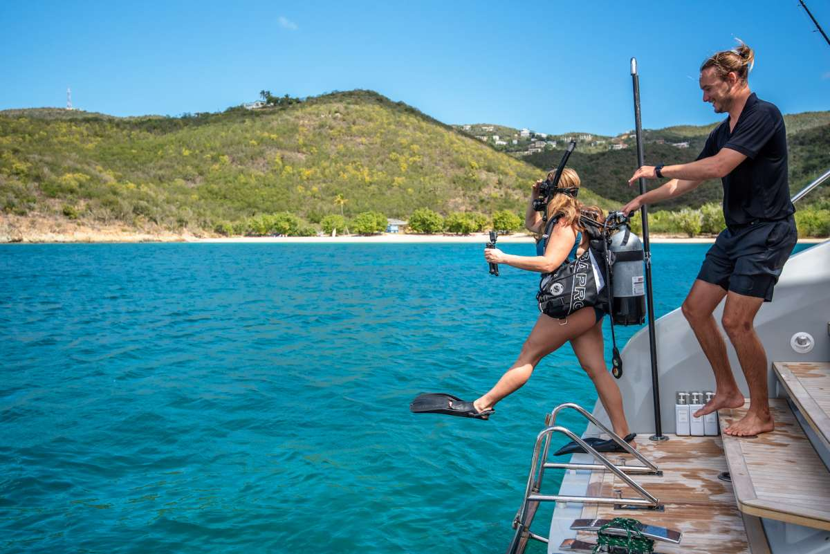 The BEST way to snorkel or dive