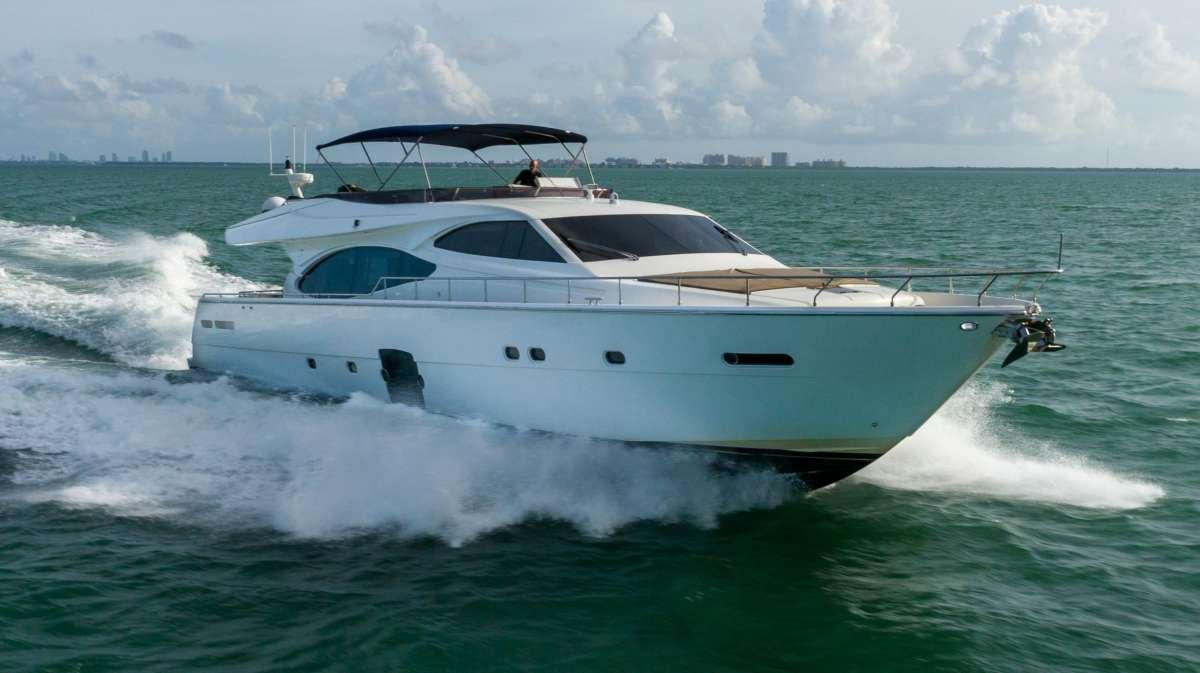 Indulge Luxury Yacht