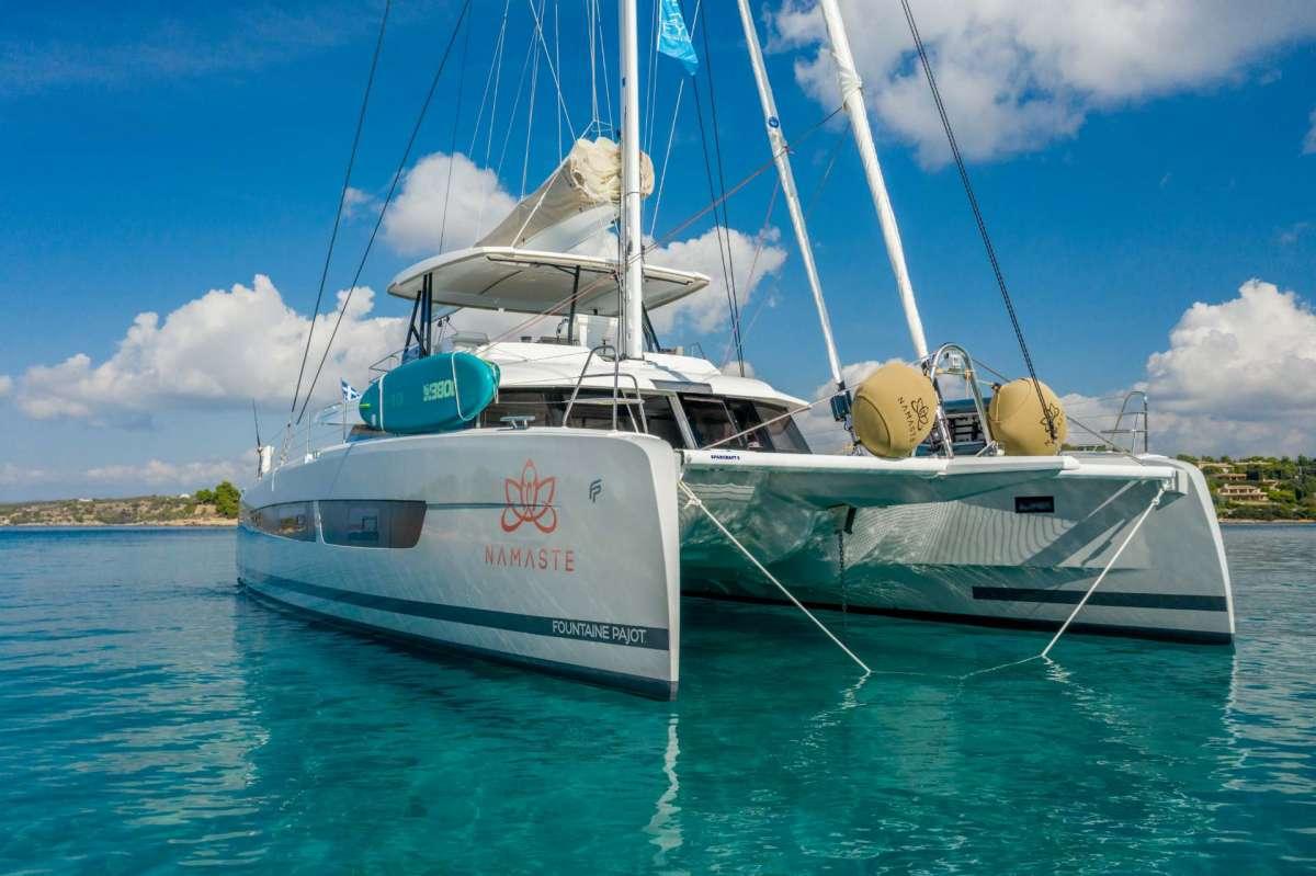 Yacht NAMASTE (SAMANA)