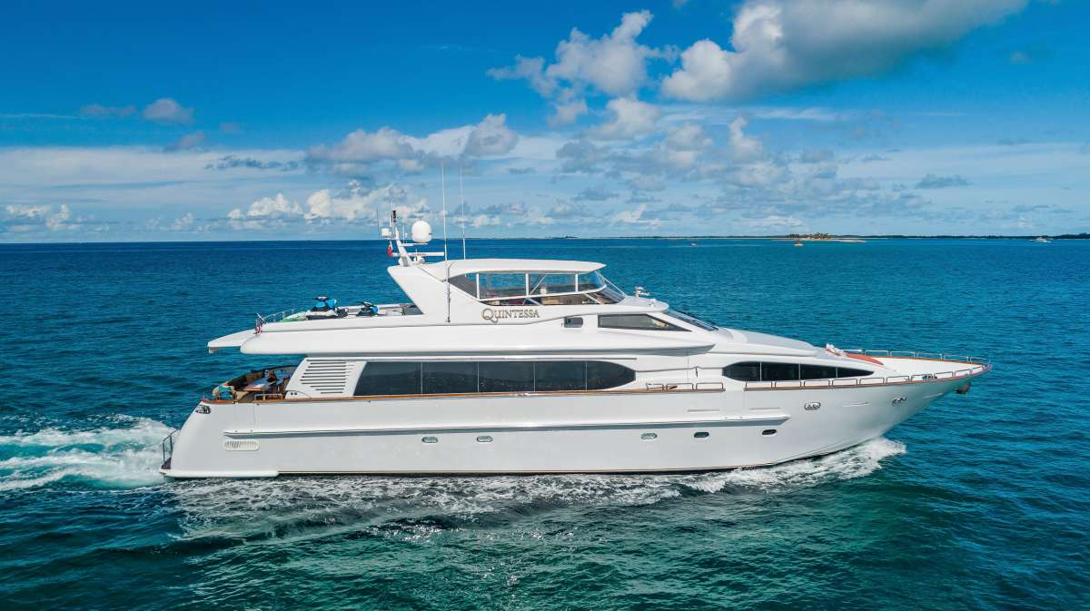 Yacht QUINTESSA