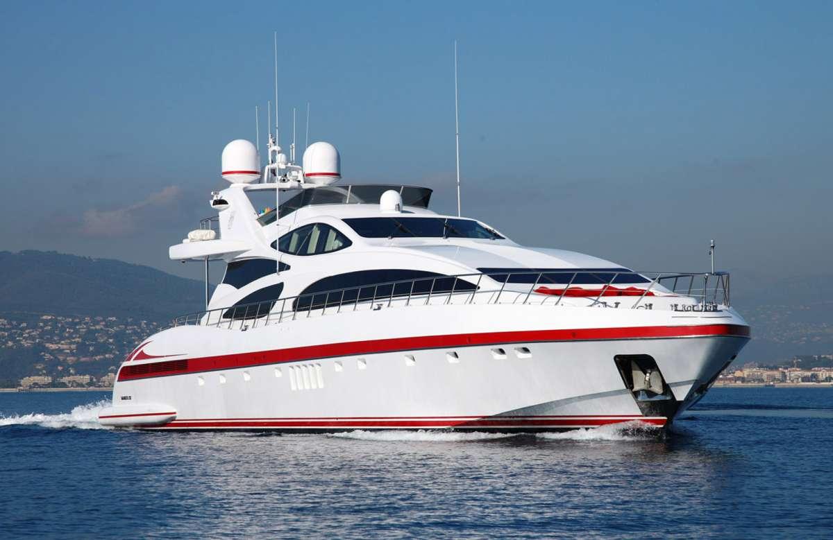 Kabir Luxury Yacht